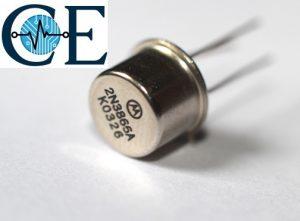2N3866A NPN RF Power Transistor – Metal Package