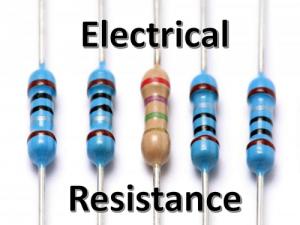 Metal film resistor 1/4 Watt multiple value of resistance
