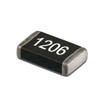 1206 SMD Resistor Assorted Value 1/4 Watt - Calcutta ...