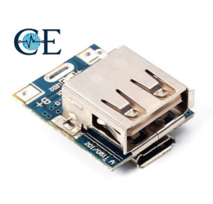 18650 Battery Charger module  5V 1A Module for PowerBank