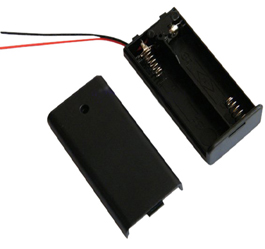2AA battery holder Box 001