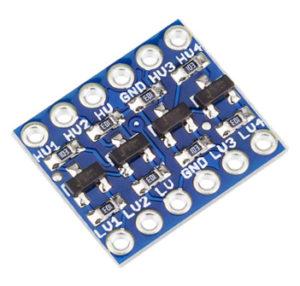 4 channel Logic Level Converter Bi-Directional  5V to 3.3V