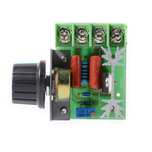 AC 220V 2000W SCR Voltage Regulator