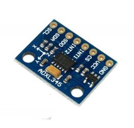 ADXL345 3-Axis Tilt Digital Gravity Acceleration Sensor
