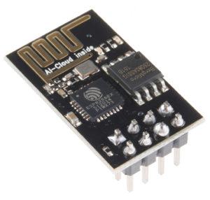 esp-01 /Esp 8266 Wireless WIFI to UART Module