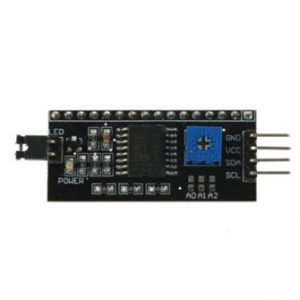 IIC/I2C Serial Interface Module For 1602 LCD Display 02