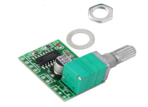 PAM 8403 audio board with volume controller