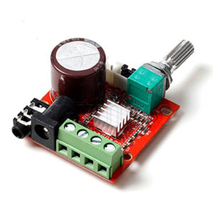 PAM 8610 Stereo Audio  Amplifier Board 10W+10W with Volume Control