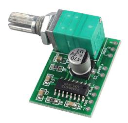 PAM 8403 audio Amplifier board - Calcutta Electronics