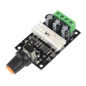 PWM dc 6v 12v 24v 28v 3a motor speed controller