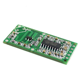 RCWL-0516 Microwave Radar Sensor Module Body Induction