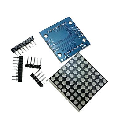 MAX 7219 dot matrix module1