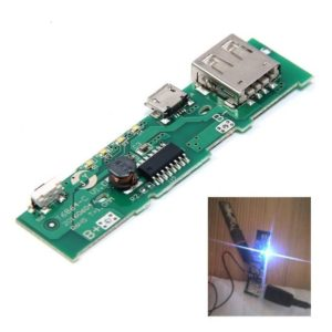 5V 1A Power Bank Charger Board Circuit PCB Boost Module