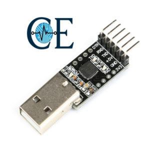 CP2102 USB to TTL USB UART converter