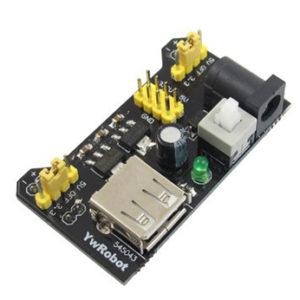 MB102 Solder less  Breadboard Power Supply Module 3.3V/5V