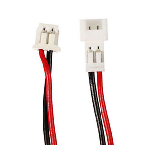Micro JST 1.25 2 PIN Male & Female Plug