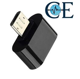 Micro USB OTG 2.0 Hug Converter  OTG Adapter