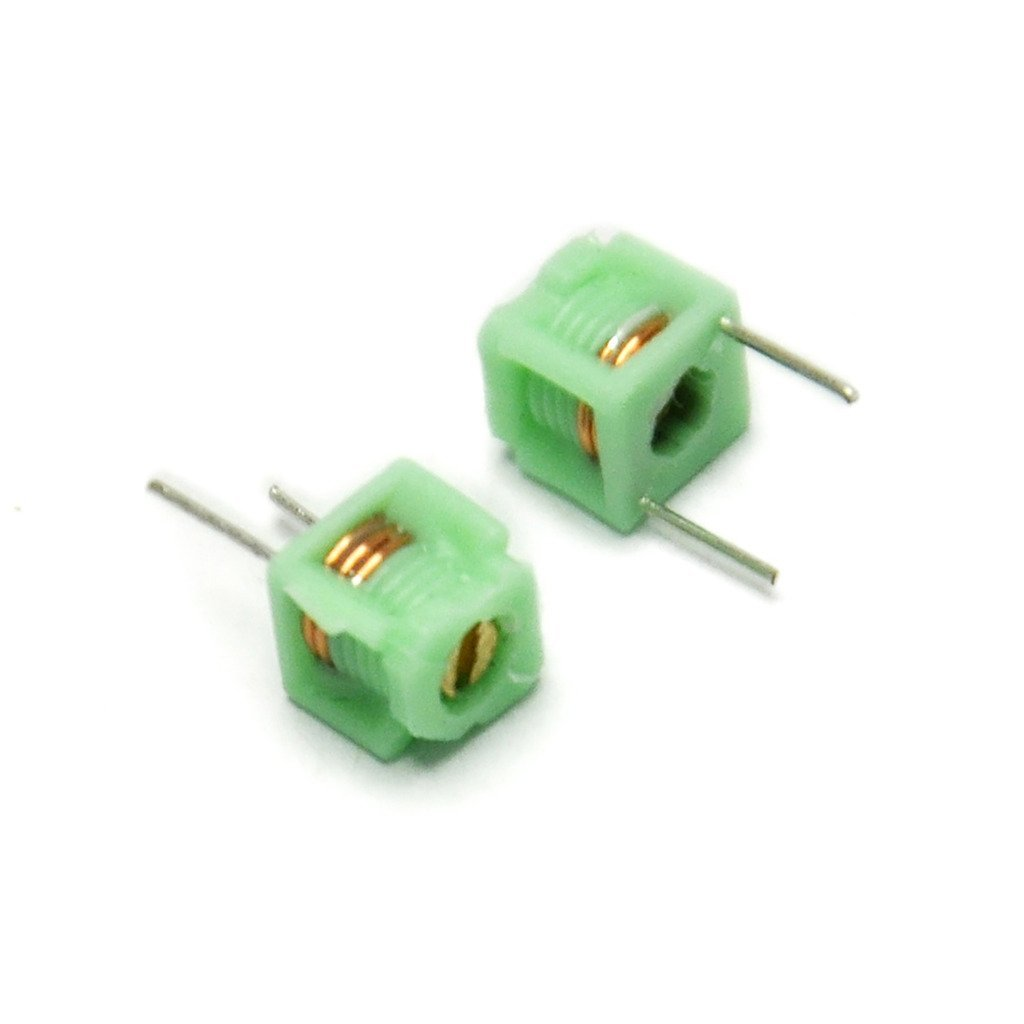 Air Core Coil Adjustable Inductance 35t Calcutta Electronics Coils Of Copper Wire Are Commonly Used In Electrical Inductors
