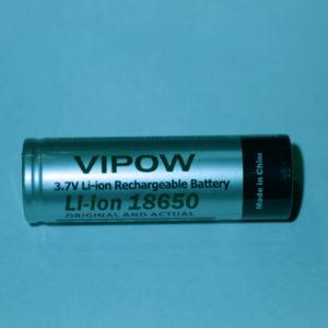 18650 li-ion battery