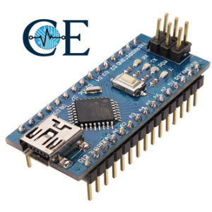 Arduino Nano 328 Board Soldered CH340