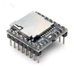 Mini MP3 player module TF Card U Disk