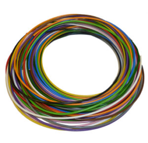 PVC soldering Wire 5 colour 2 meters
