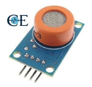 Alcohol Sensor MQ3 Module for all MCU