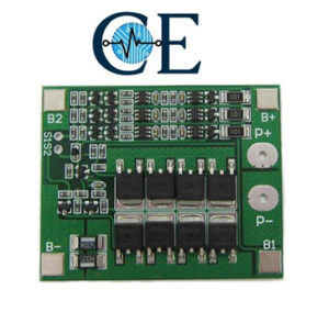 3S 40A 11.1V 18650 Lithium Battery Charger Protection Board