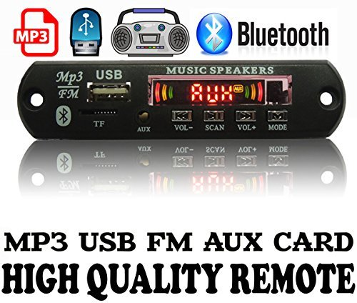 Bluetooth Stereo Audio Player