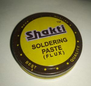 Solder Paste Or Soldering Flux  Good Quality