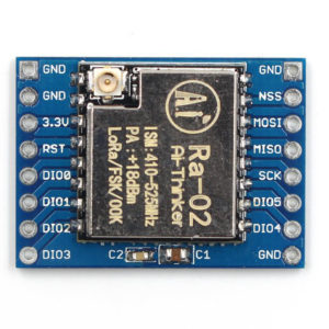 RA-02 LoRa Module Breakout Board