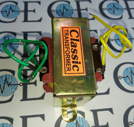 12 V Step Down Transformer 12-0 -1A