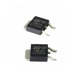 78M05 TO252  750mA Voltage Regulator Surface Mount