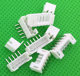 Male Pin Header 2.0 mm Connector  2,3 &4 Pins PCB Mount