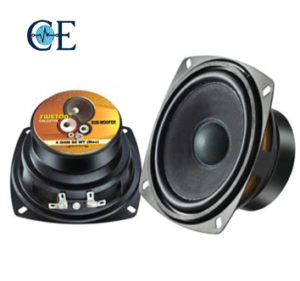 Home Theater Speaker with 4-inch Sub woofer 15Watt