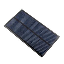 Solar Panel 6V 1W 60mm * 110mm High Quality