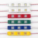 3 LED strips 12V Waterproof