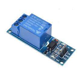 Single Channel relay module 5V with Optocoupler