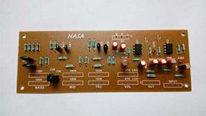 Bass Treble Board, Volume Bass Treble Mid Control Board