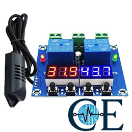 XhM452 Temperature and Humidity Controller Module
