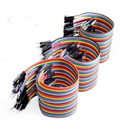Jumper Wire 20 cm 40 Pcs Lot All Types