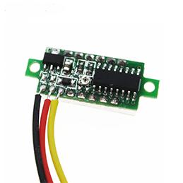 Mini Digital Voltmeter