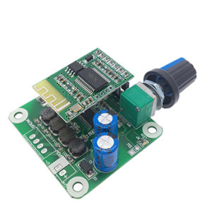 TPA3110 15w+15W with Bluetooth 4.2 Digital Stereo Amplifier