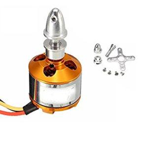 BLDC Brushless Motor – A2212/13T 1000KV