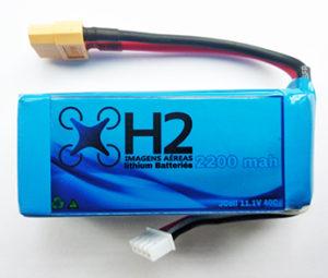 2200 mAH 3S 40C Lithium polymer battery Pack 11.1V