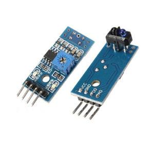 IR Line Following Sensor Module- TCRT 5000 4 Pin