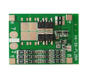 3S 11.1V  BMS Board Balance Version with Protection