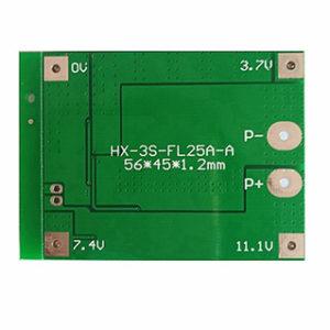 3S 11.1V BMS Board