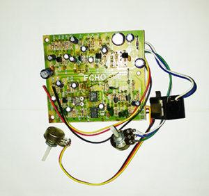 ECHO mic circuit board karaoke board High Quality