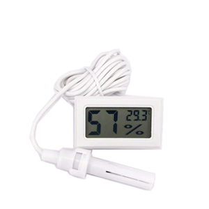 Hygrometer Wired Thermometer Humidity Sensor